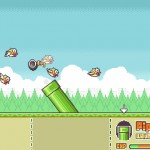 Flappy Defense Screenshot
