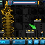 Mutant Selection Screenshot