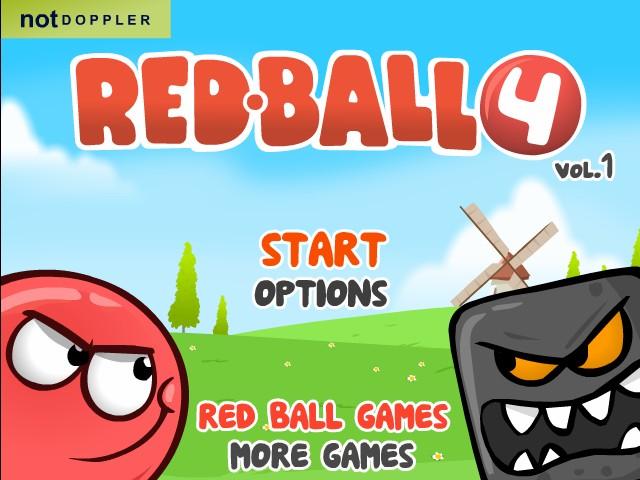 Red Ball 3 - Free Online Game - Start Playing | Kizi