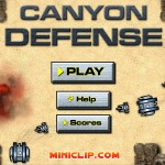 Canyon Defense Screenshot