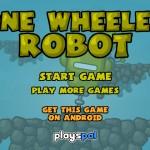 One Wheeled Robot Screenshot