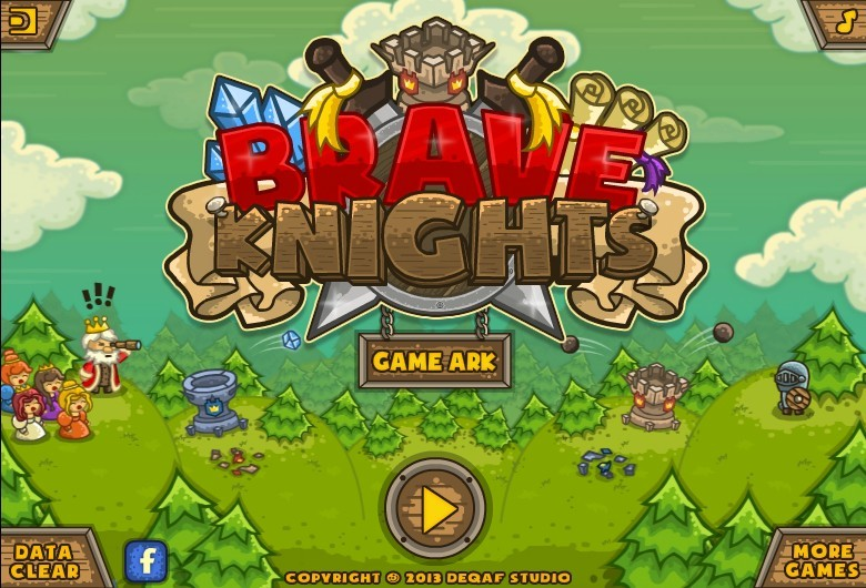 Brave knights hacked cheats hacked free games