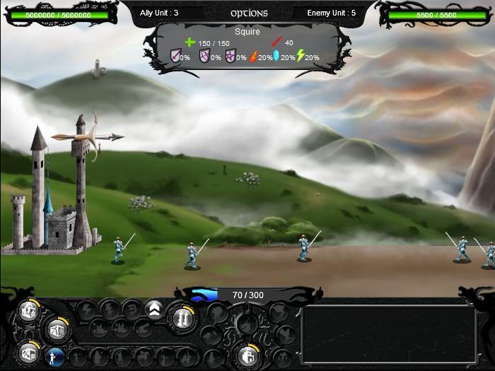 Epic war 2 hacked cheats hacked free games