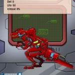 Dino Robot Adventure Screenshot