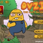 Ovzi - The Lost Alien Screenshot