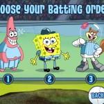 SpongeBob: Slammin Sluggers Screenshot