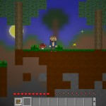 Minecraft 2D: Mine Blocks Screenshot
