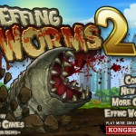 Effing Worms 2 Screenshot