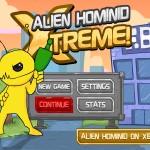 Alien Hominid Xtreme Screenshot