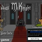 Badass McKnight Screenshot