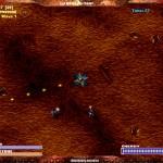 Quadrobarrel Defense Screenshot