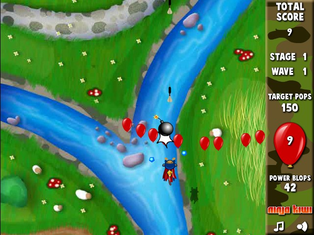 Play bloons super monkey description take control of super monkey as