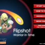 Flipshot: Warrior in Time Screenshot