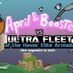 April And Booster VS the Robotic Ultrafleet Screenshot