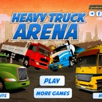 Heavy Truck Arena Screenshot