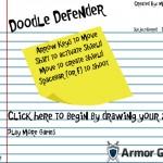 Doodle Defender Screenshot