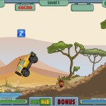 Rocky Rider 2 Screenshot
