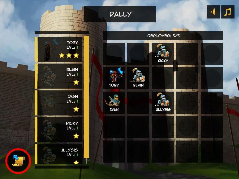 Warfare hacked games