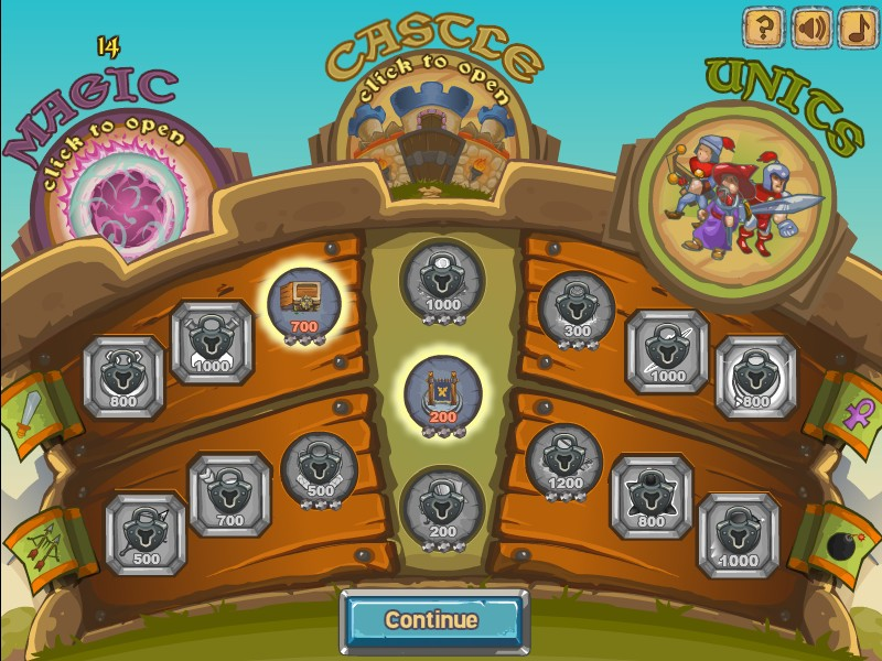 play free stormy castle