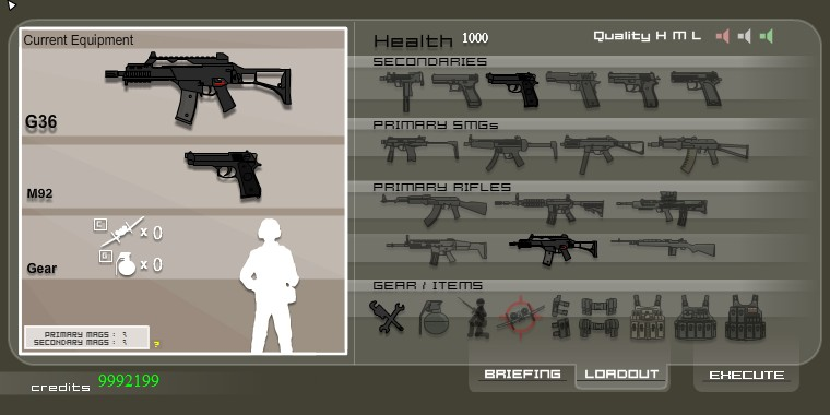 Weapon Hacked (Cheats) - Hacked Free Games