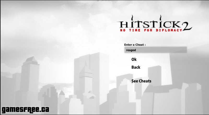 Hitstick 4 Cheats