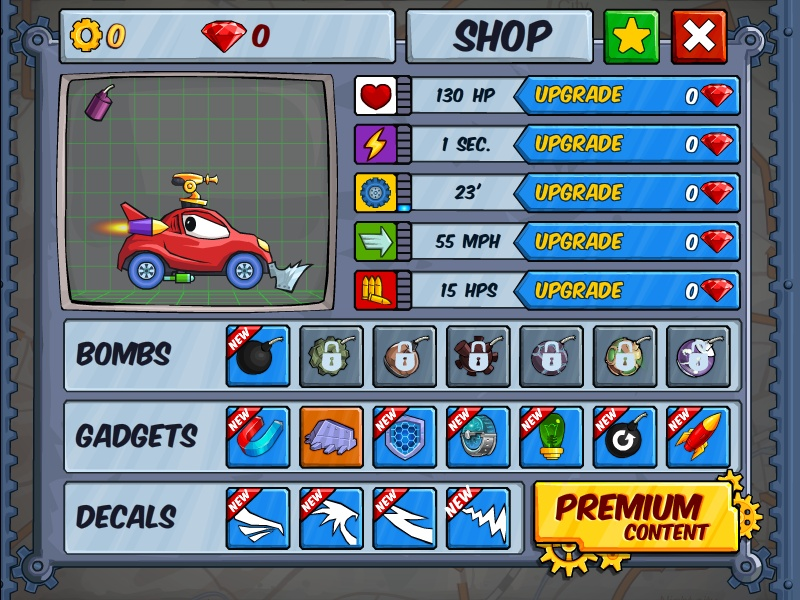 car eats car 2 hack apk download