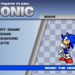 Ultimate Flash Sonic Screenshot