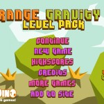 Orange Gravity 2: Level Pack Screenshot