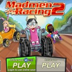 Madmen Racing 2 Screenshot