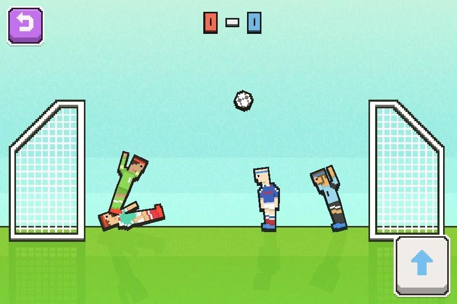 Soccer Physics Hacked (Cheats) - Hacked Free Games Soccer Physics