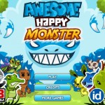 Awesome Happy Monster Screenshot