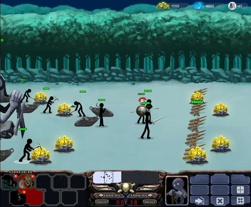 Stick War 2 Hacked Cheats  Hacked Free Games