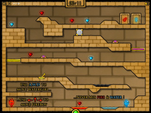 light temple games free online
