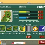 Babyzilla Rampage Screenshot