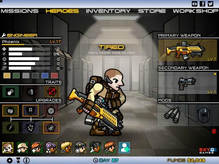 hacked free games strike force heroes 2