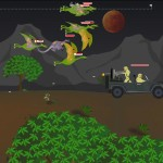 Dinosaur Escape Screenshot