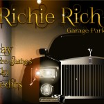 Richie Rich Garage Parking Screenshot
