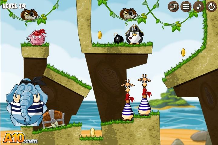 Snoring 3: Treasure Island - Play Free at EBOG.com
