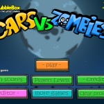 Cars vs Zombies Screenshot