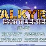 Valkyrie Battlefield Screenshot