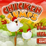 Chicken Jumps Screenshot