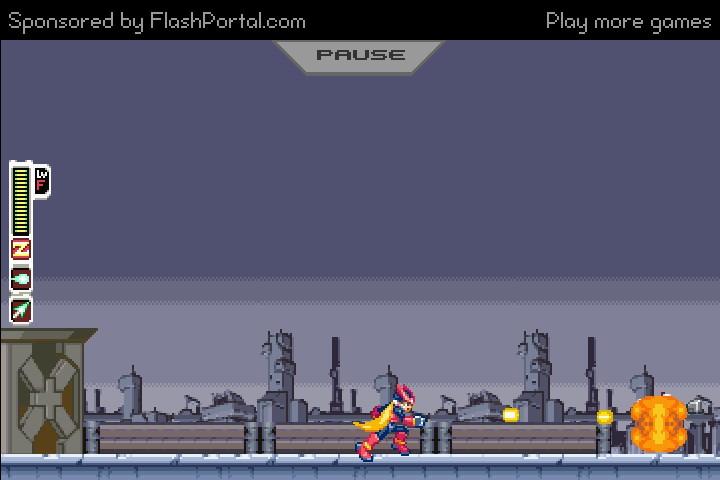 Megaman Zero Alpha Hacked (Cheats) - Hacked Free Games