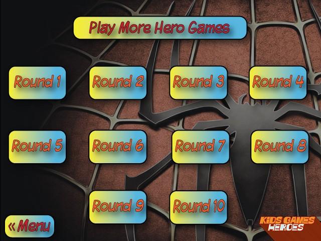 Heroes Defence - Spiderman Screenshot