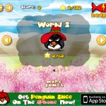 Penguin Slice: Valentine Screenshot