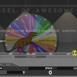 Treadmillasaurus Rex Screenshot