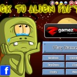 Back to Alien Party Screenshot