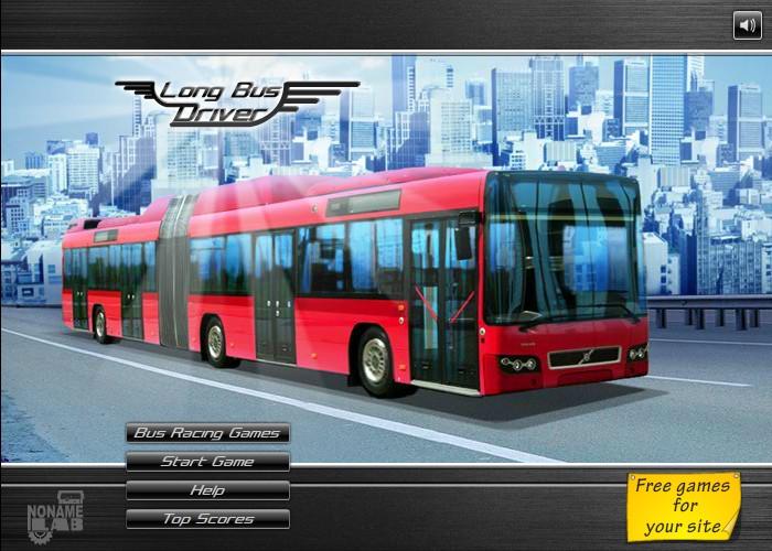 Long bus driver 3