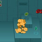 Tribot Fighter Screenshot