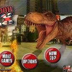 London T-rex Screenshot