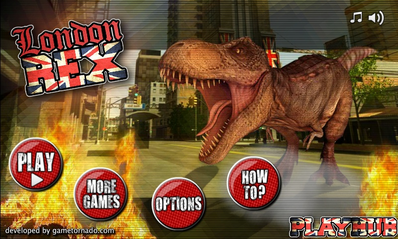 T Rex Games Online Play Free